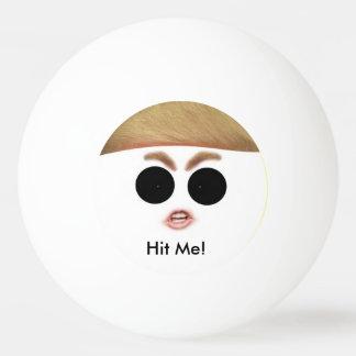 Donald Trump Golf Ball.  Have Fun Hitting Trump!