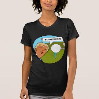 Donald Trump Golf T-Shirt