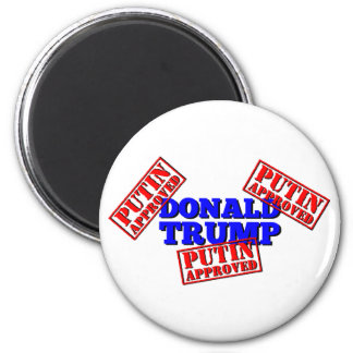 Donald Trump is Putin Approved Magnet