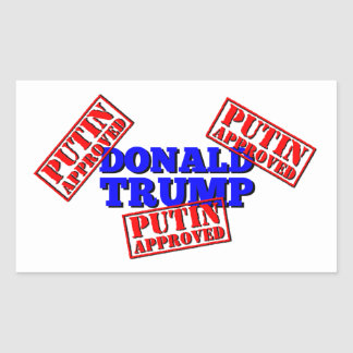 Donald Trump is Putin Approved Sticker