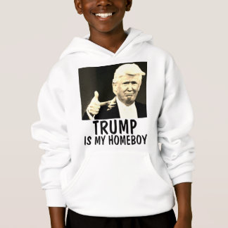 DONALD TRUMP Kids T-shirts, MY HOMEBOY