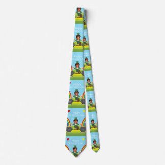 donald trump leprechaun tie