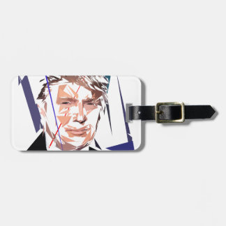 Donald Trump Luggage Tag