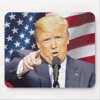 Donald Trump Mouse Pad