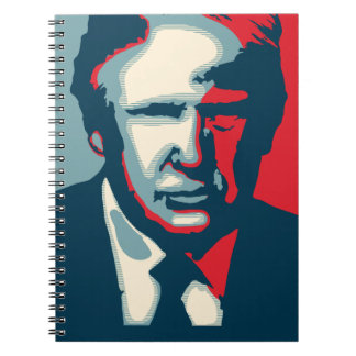 donald trump nope notebook