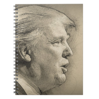 Donald Trump Notebooks