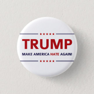 Donald Trump Parody 3 Cm Round Badge