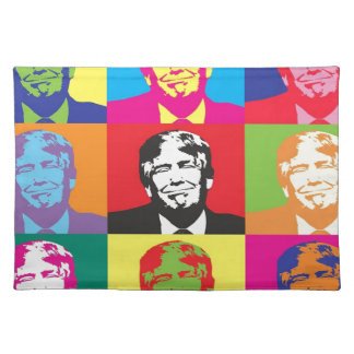 Donald Trump Pop Art Placemat