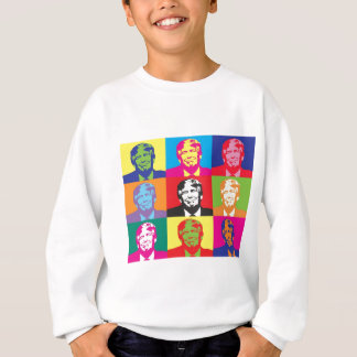 Donald Trump Pop Art Sweatshirt