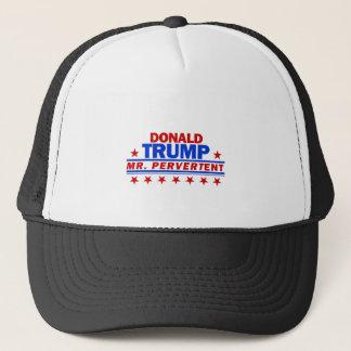 Donald Trump Predator in Chief Trucker Hat