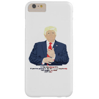 donald trump quote barely there iPhone 6 plus case