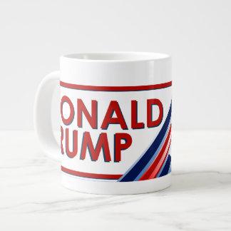 Donald Trump Rising Star 2016 President Jumbo Mug