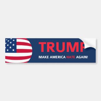 Donald Trump Slogan Parody Bumper Sticker