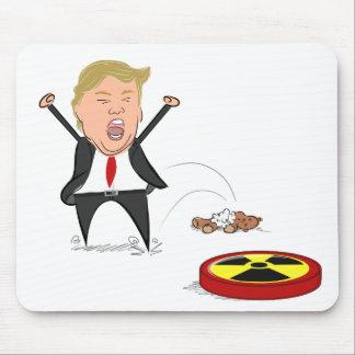 Donald Trump Tantrum - Mouse Mat