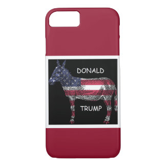 Donald Trump - What a Donkey iPhone 8/7 Case