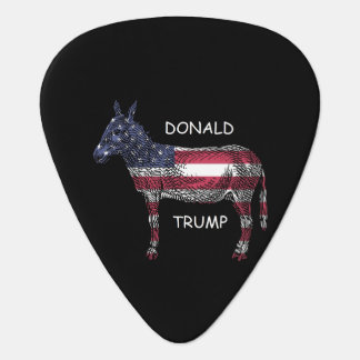 Donald Trump - What a Donkey! Plectrum