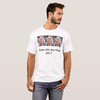 Donald Trump Wig T-Shirt