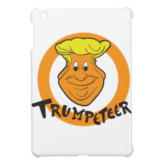Donald Trumpeteer Caricature Case For The iPad Mini