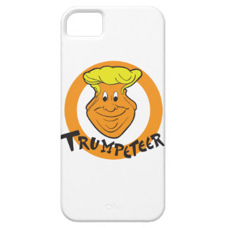 Donald Trumpeteer Caricature Case For The iPhone 5
