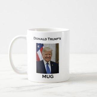 Donald Trump's Mug
