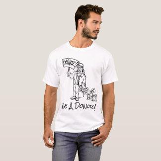 Donate IIII T-Shirt