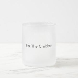 Donation Glass Frost Mug