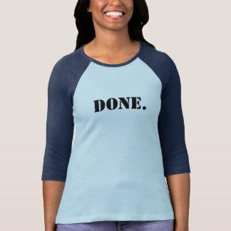 Done Shirt