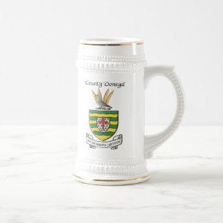 Donegal Beer Stein Mug