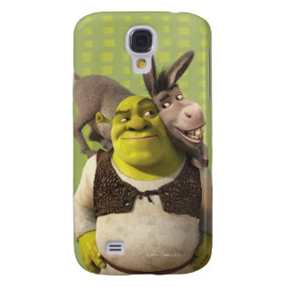 Donkey And Shrek Galaxy S4 Cover