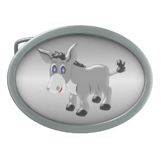 Donkey Belt Buckle