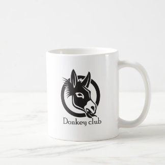 Donkey club Mug
