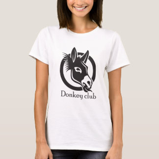 Donkey club T-shirt