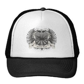 Donkey Crest Trucker Hat