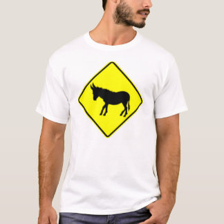 donkey crossing T-Shirt