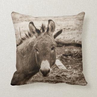 Donkey Cushion