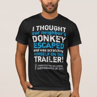 Donkey Escaped! T-Shirt