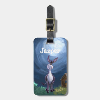 Donkey Gifts & Accessories Luggage Tag