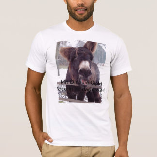Donkey in language tendency T-Shirt