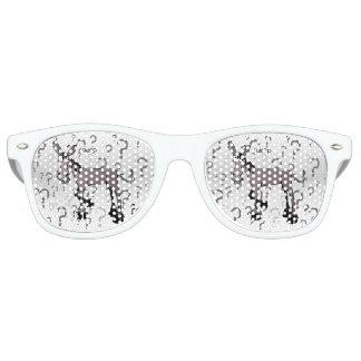 Donkey interrogation derp retro sunglasses