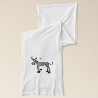 Donkey interrogation derp scarf