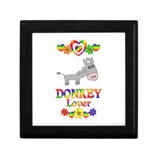 Donkey Lover Gift Box