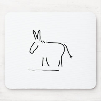 Donkey Mouse Pad