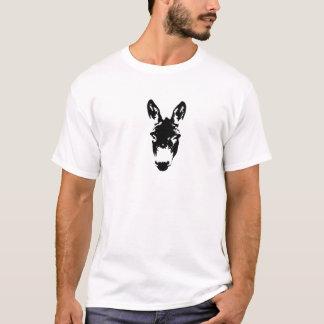 Donkey or Mule Graffiti Drawing Art T-Shirt