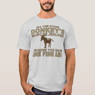 Donkey Pick Up Line T-Shirt