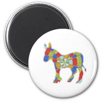 Donkey Rock - American Elections Votes 2012 Fridge Magnets