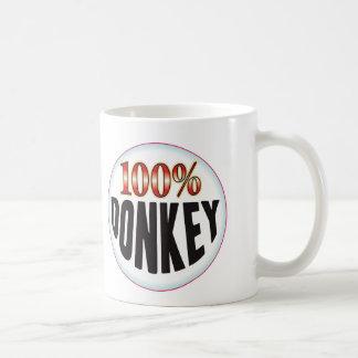 Donkey Tag Coffee Mug