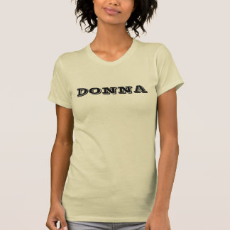 DONNA T-SHIRTS