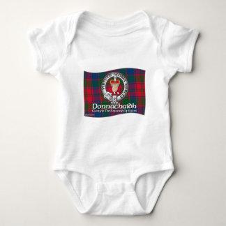 Donnachaidh Clan Mug Baby Bodysuit