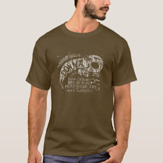 Donna's New Orleans Brass Band Headquarters T-Shirt