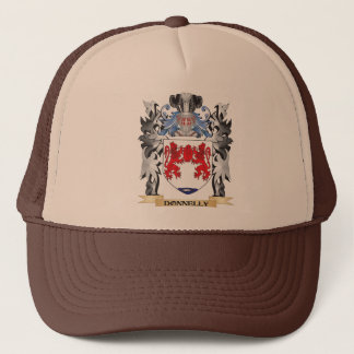 Donnelly Coat of Arms - Family Crest Trucker Hat